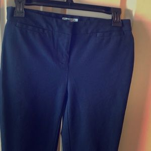 Women's Cynthia Rowley Navy Blue pants - Sz 2